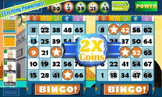 Game Bingo Fever - Free Bingo Game APK for Windows Phone