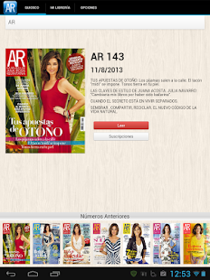 AR Revista - screenshot thumbnail