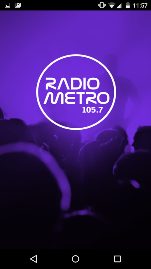 Radio Metro Aus- screenshot