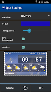 WeatherPro- screenshot thumbnail
