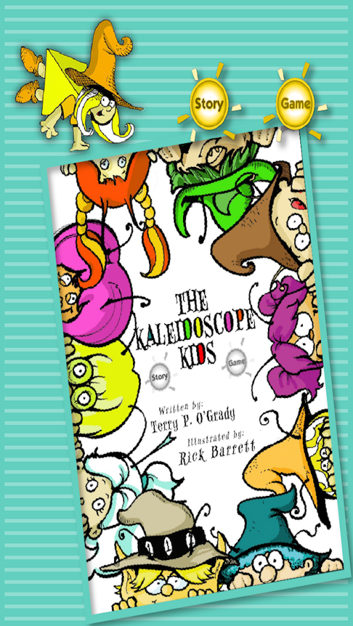 Kaleidoscope Kids- screenshot