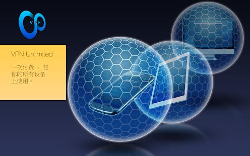 VPN Unlimited——网络安全