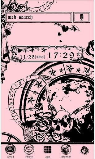 Cool Wallpaper Clockwork Pink 1.1 Windows u7528 1