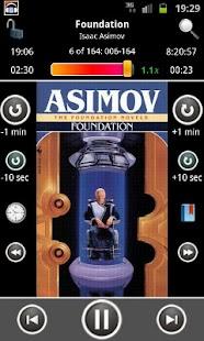 Akimbo Audiobook Player - screenshot thumbnail