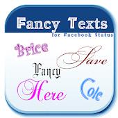 Fancy Texts Status