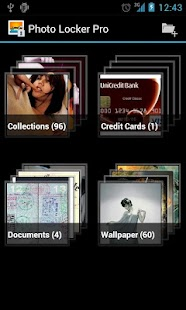Hide Pictures in Photo Locker - screenshot thumbnail