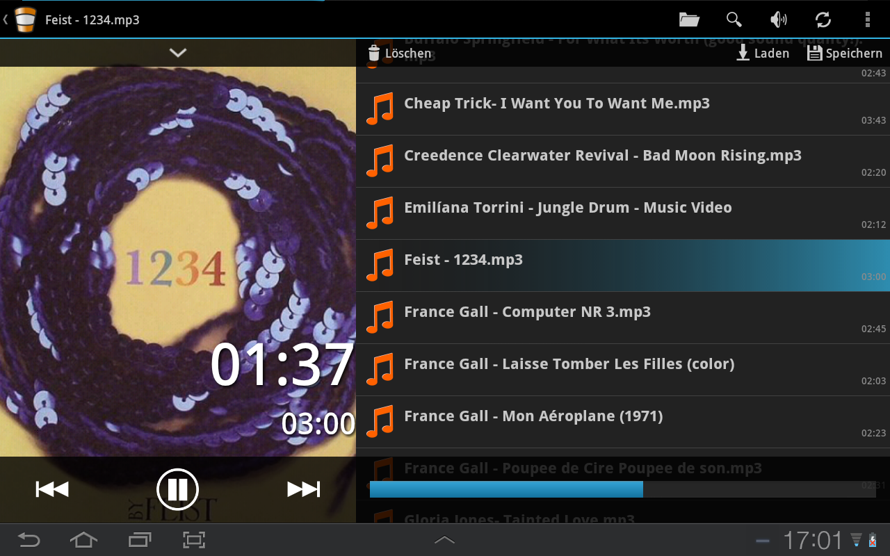 VLC Super Duper Remote PRO - screenshot