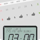 Exercise Bike Training Tracker