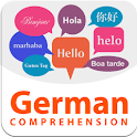 German Listening Quiz logo