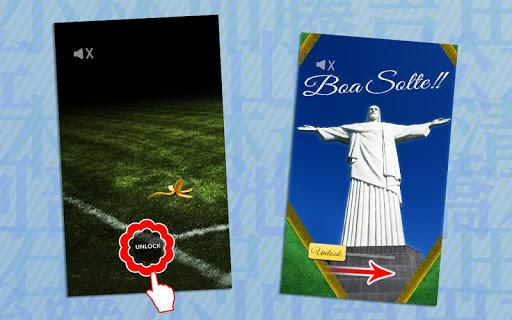 ブラジルワールドカップをより楽しむ スマホ画面アプリ