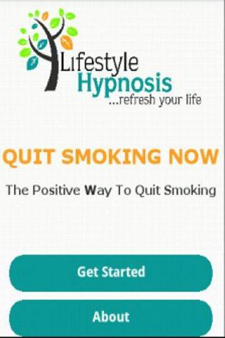 Quit Smoking Now Hypnosis