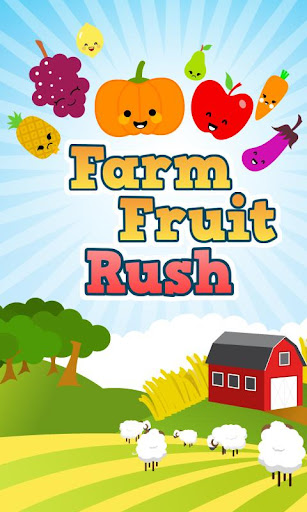 Farm Fruit Dash