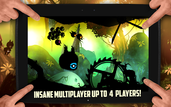 BadLand apk screenshot