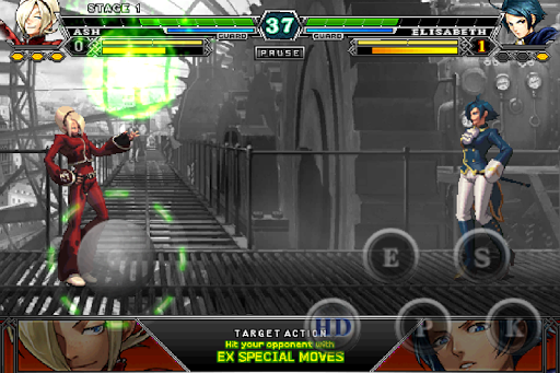 THE KING OF FIGHTERS-A 2012(F)  captures d'u00e9cran 14