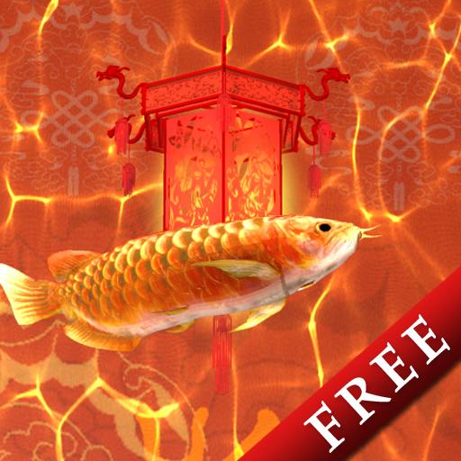 个人化の開運龍魚★財運Trial LOGO-記事Game