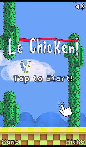 Le Chicken - Tap Game