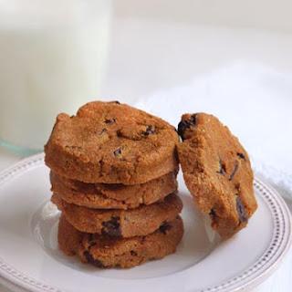 Pumpkin Chocolate Chip Cookies (Egg-free, Grain-free, Nut-free)