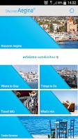 Screenshot of Discover Aegina