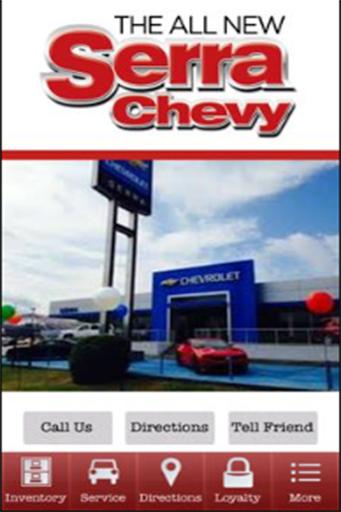 Serra Chevy