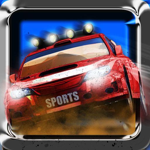 赛车游戏の砂漠のラリーレイド - 4x4 Racing LOGO-記事Game
