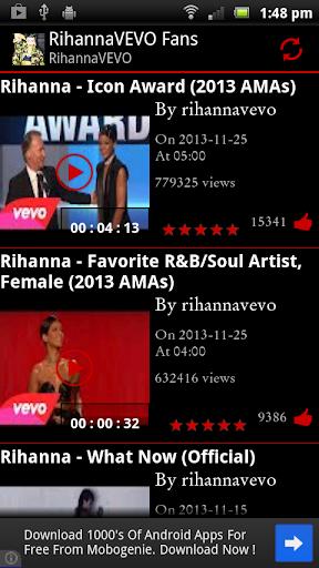 RihannaVEVO Fans