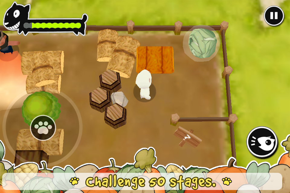 Veggie Dog - screenshot