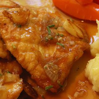 Chicken Scaloppine Romagna-Style