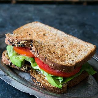 Avocado Lettuce Tomato Sandwich (ALT).