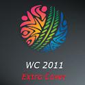 WC 2011 Extra Cover logo