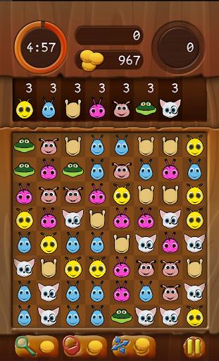 【免費棋類遊戲App】Bee in a Row-APP點子