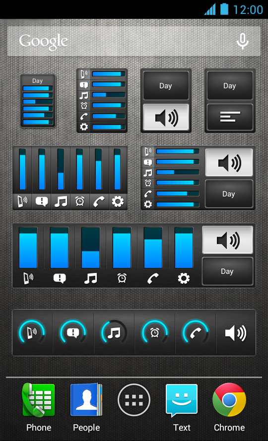 Volume Ace- screenshot