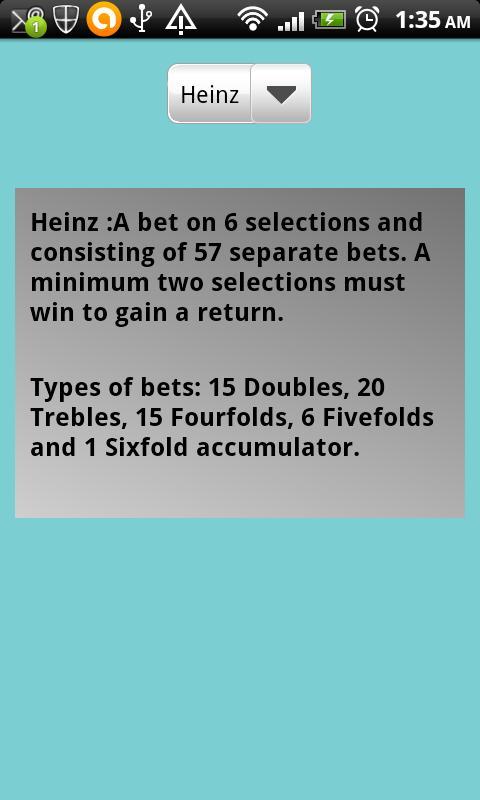 Bets Settler Pro - screenshot