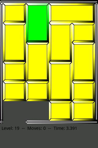 Sliding Block Puzzle - screenshot