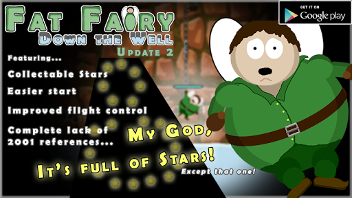 Fat Fairy Down The Well