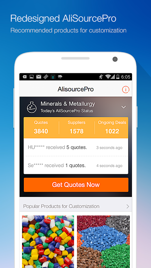 Alibaba.com - screenshot