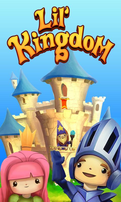LIL' KINGDOM screenshot #1