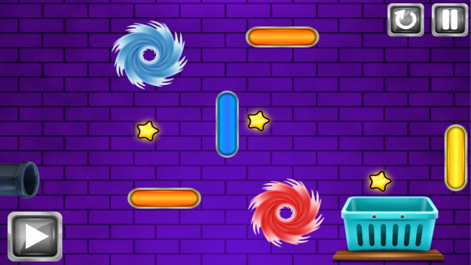 Shoot the Ball Free- screenshot