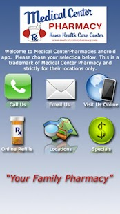 Medical Center Pharmacy - screenshot thumbnail