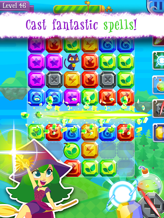 Magic Cats Journey - Match-3 1.0.1 screenshot 101719