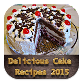 Delicious Cake Recipes 2015