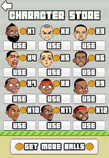Flappy Ballers - Basketball- screenshot thumbnail