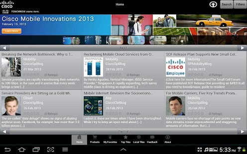 Cisco Connect 360 - screenshot thumbnail