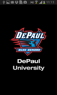 DePaul Athletics - screenshot thumbnail