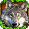 Wildlife Simulator: Wolf icon