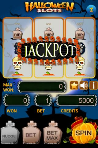 Halloween Slots- screenshot
