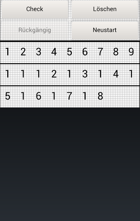 Zahlenspiel