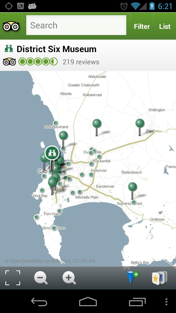 Cape Town City Guide screenshot #2