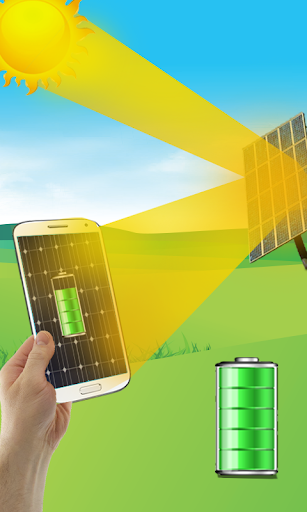 Super Magic Solar Charger
