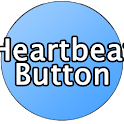 Heartbeat Button logo
