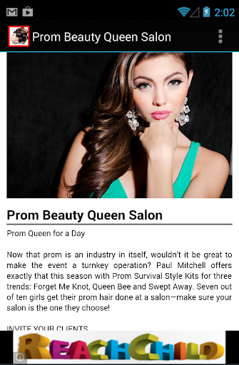 【免費娛樂App】New Prom Queen Beauty Salon-APP點子